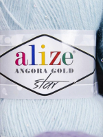 Angora gold star