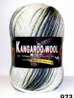 Kangaroo wool melange